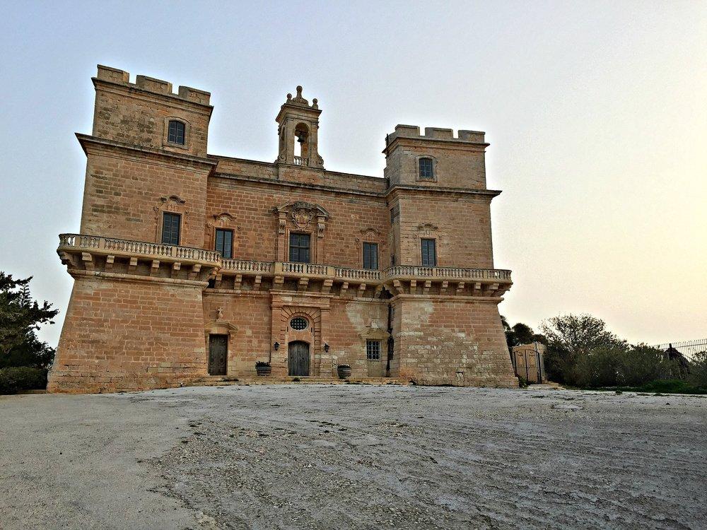selmun palace malta