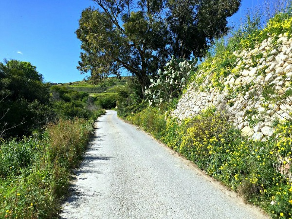 il-qolla nature trek malta