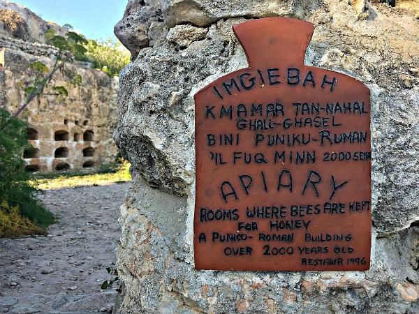xemxija heritage trial malta