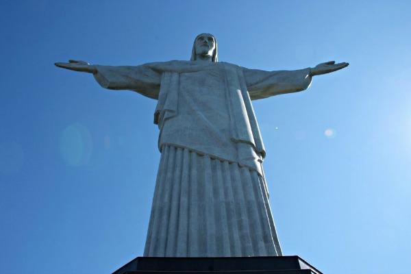 jesus chris rio de janeiro