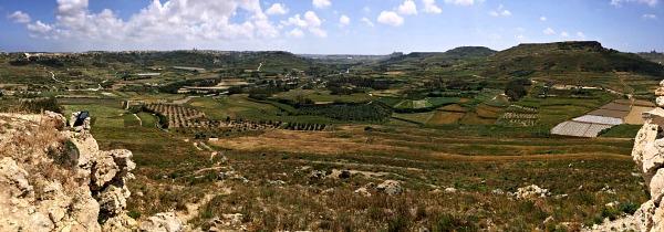 tas-salvatur hill gozo jesus christ statue