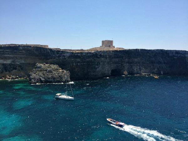 santa marija tower in comino malta