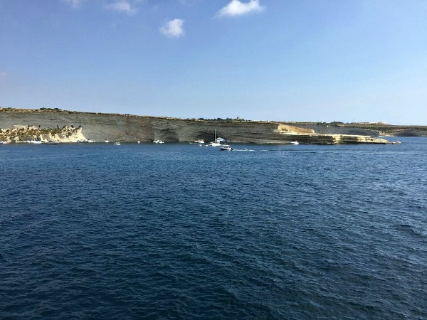 st peters pool bay south malta