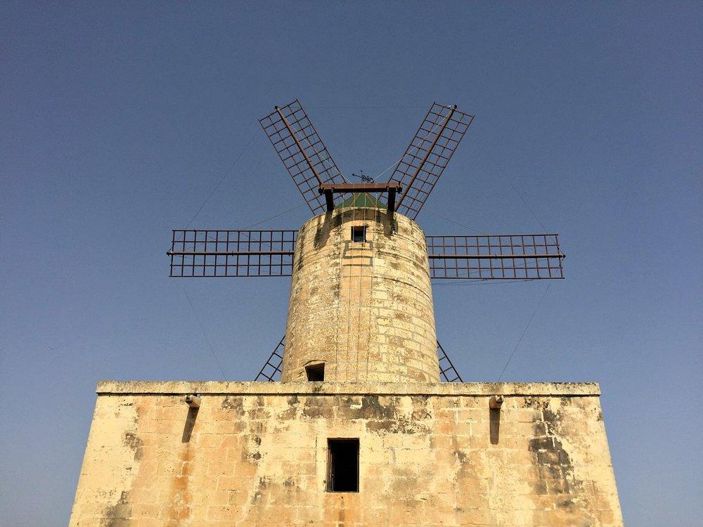 xarolla windmill gozo
