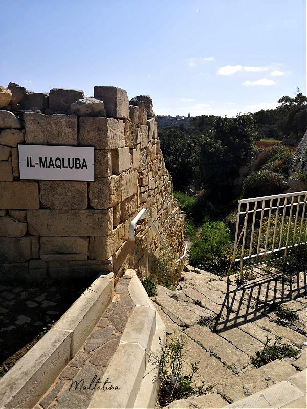 maqluba sinkhole