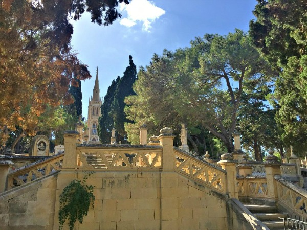addolorata cemetery malta