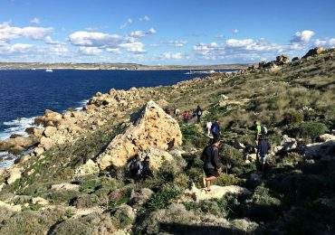 malta trek north coast