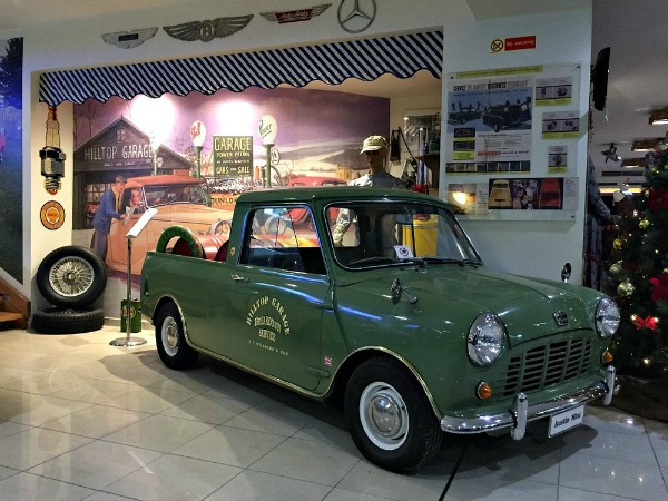 classic car museum in qawra malta
