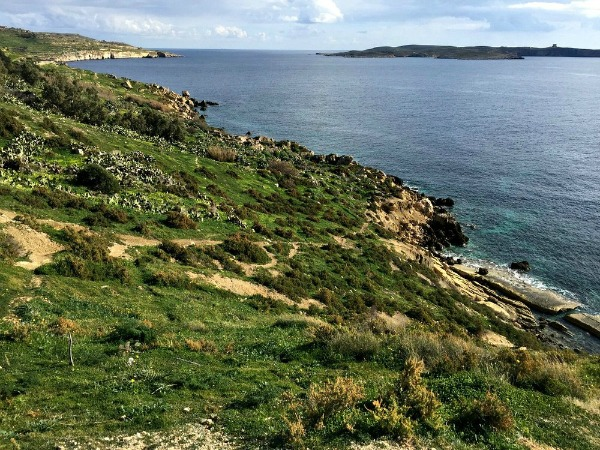 fort chambray in gozo