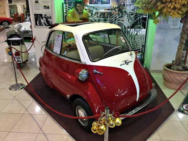 car museum qawra malta
