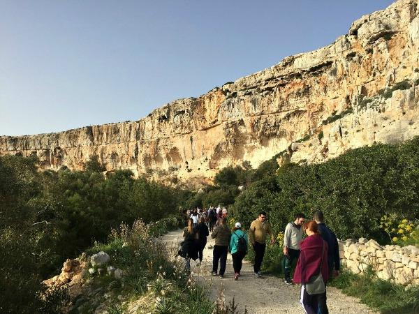 fawwara hike malta