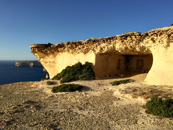 wardija punic temple gozo