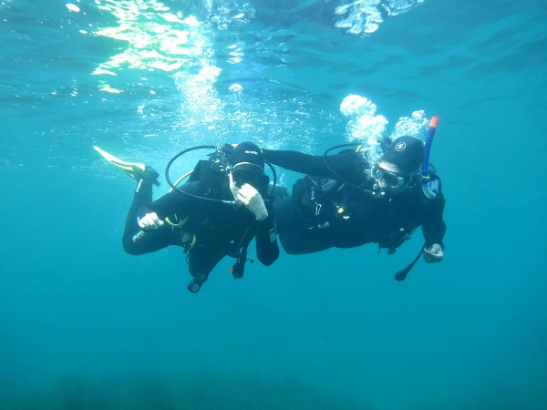 scuba diving in malta and gozo
