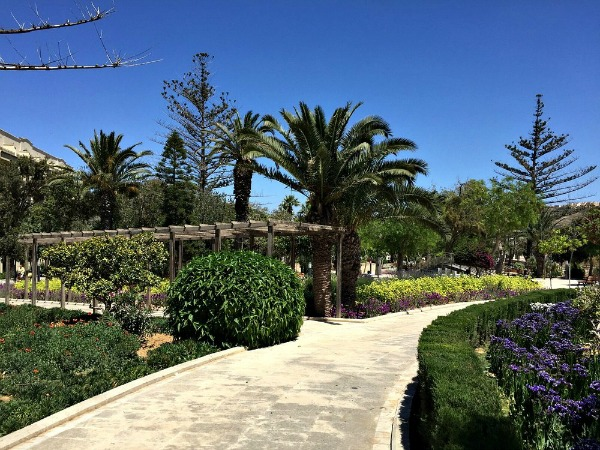 villa rundle garden gozo