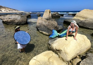 mermaid shoot malta