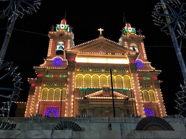 church light decor
