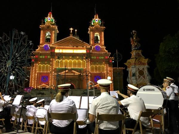 qala feast outdoor concert