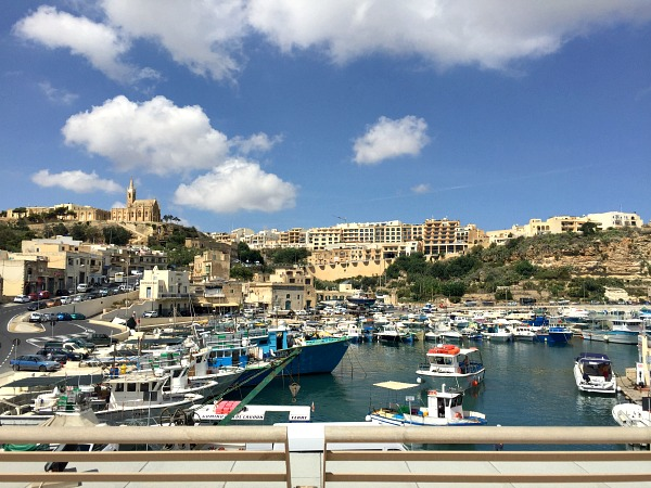 mgarr harbour views
