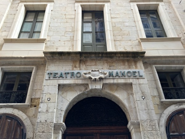 manoel theatre valletta