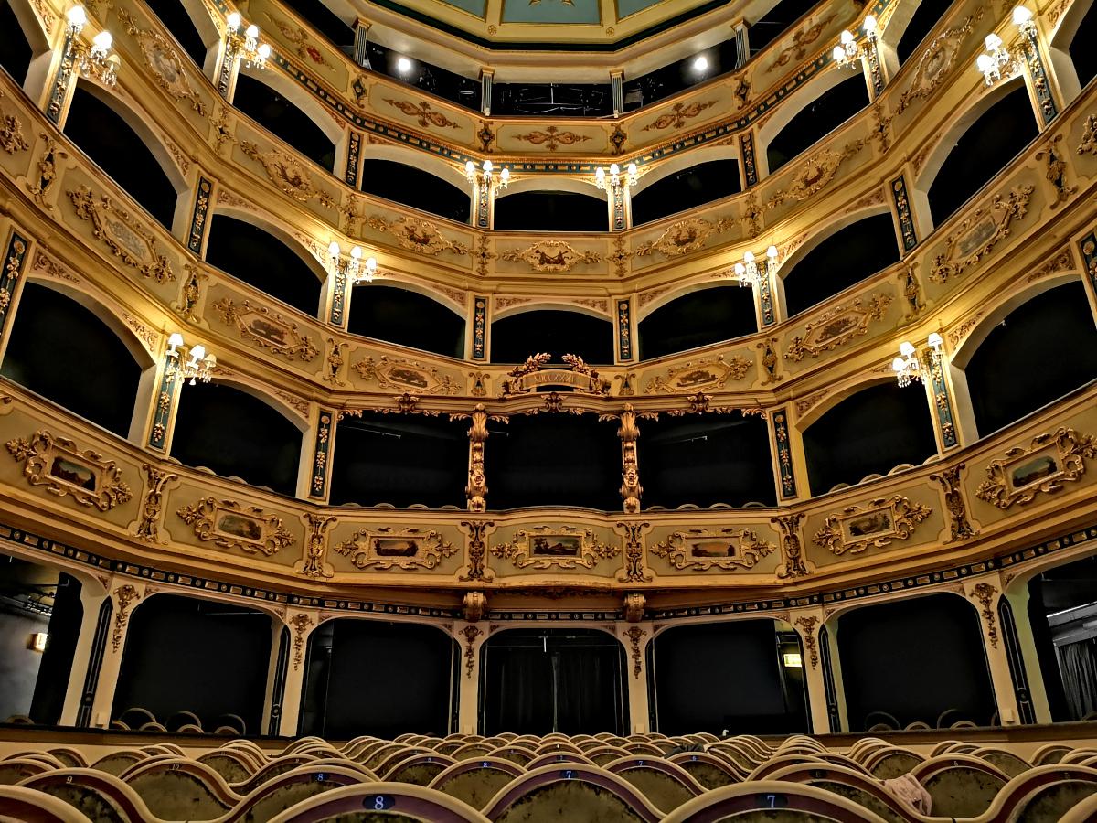 manoel theatre in Valletta malta
