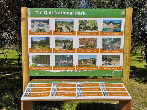 ta qali national park