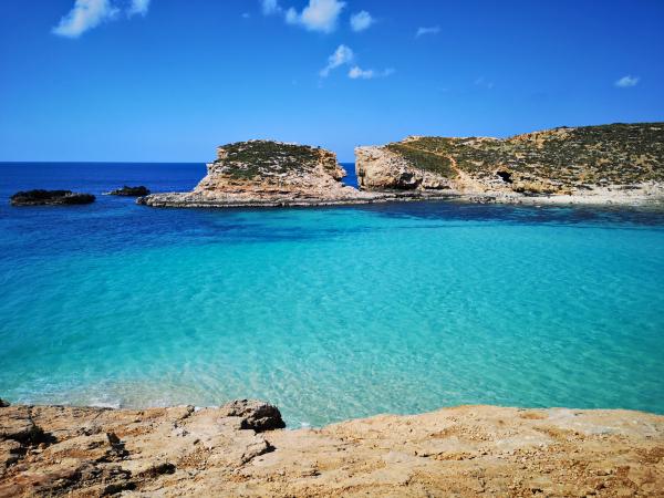 Comino trip Malta