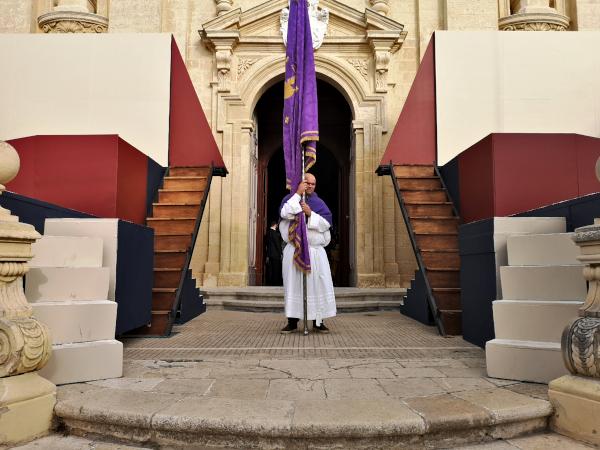 easter processions malta