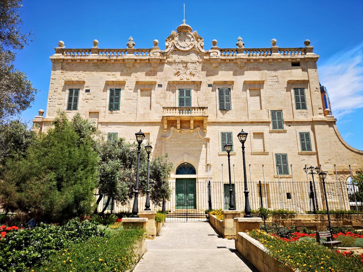 spinola palace garden