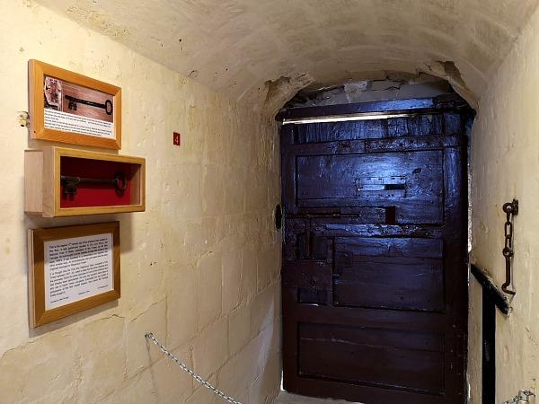 wignacourt tower original door key