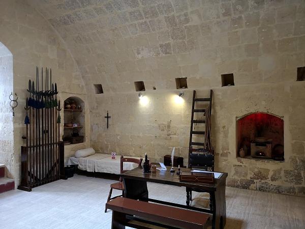wignacourt malta watch tower