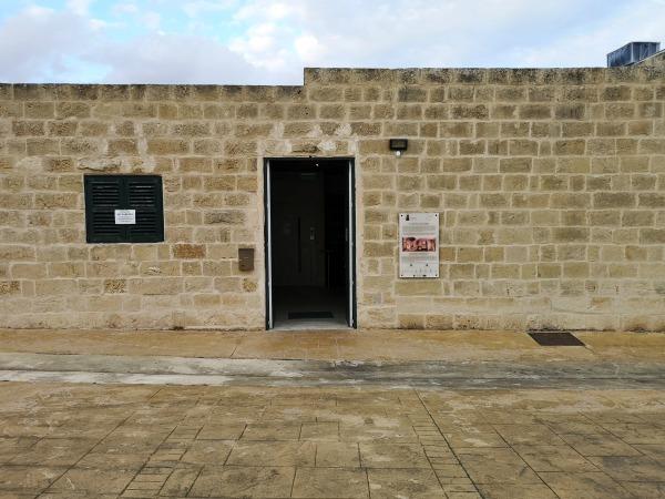 Ta´ Bistra Catacombs Mosta