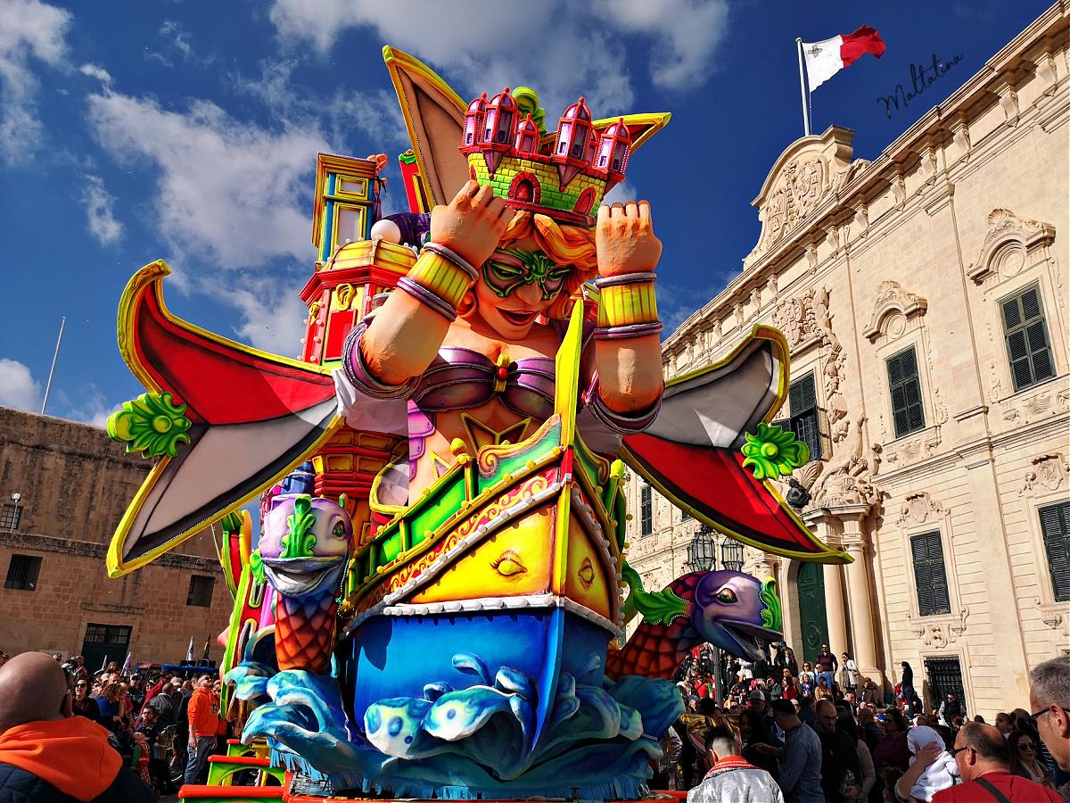 carmival malta 2021