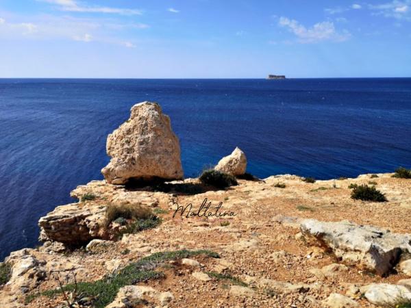 ghar lapsi stones rocks filfla island