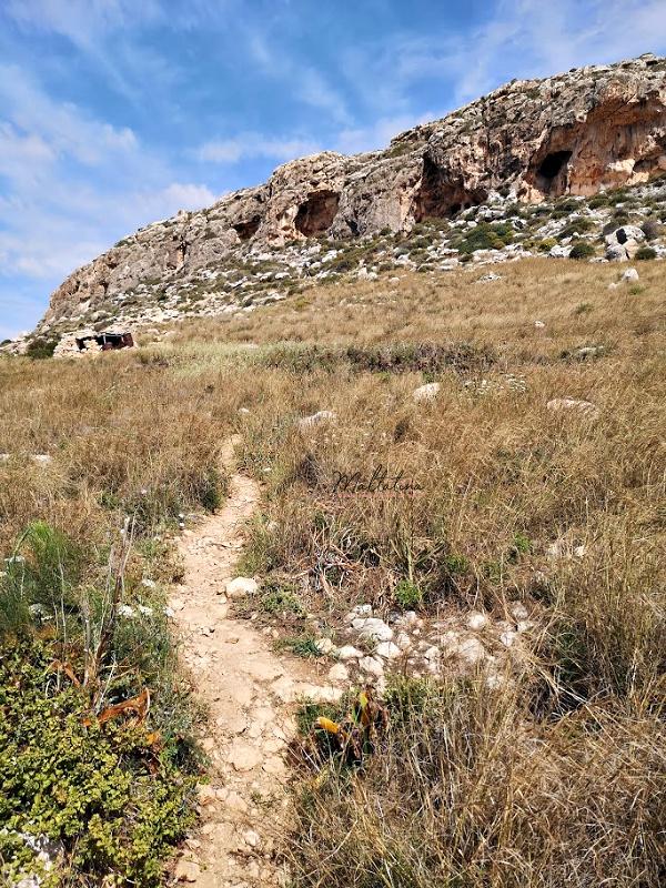 ghar lapsi trek nature path malta