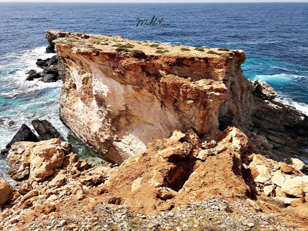 Ghar Hanex Arch Collapsed