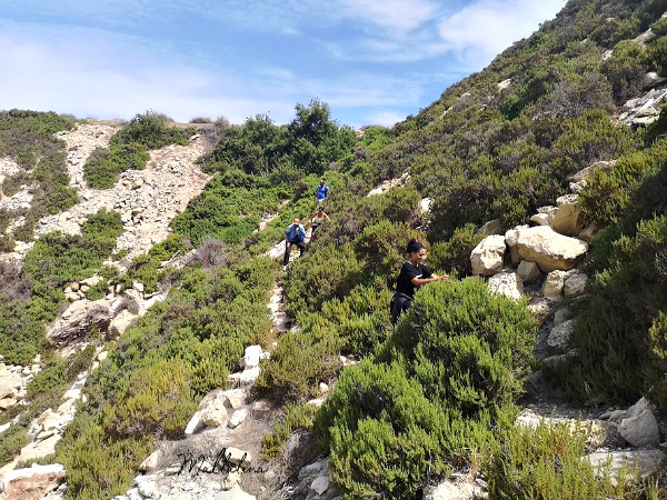 il-mara malta path