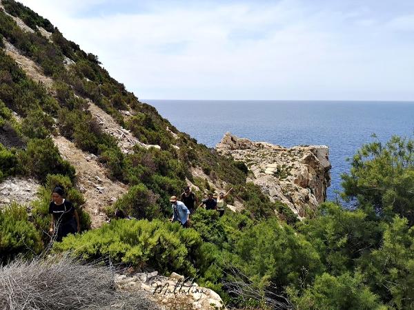 il-mara malta trekking adventure