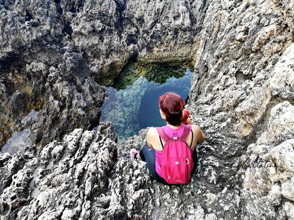 migra ferha tiny natural pool