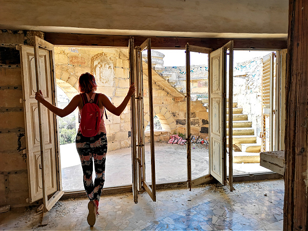 Villa Mystique Madliena Malta
