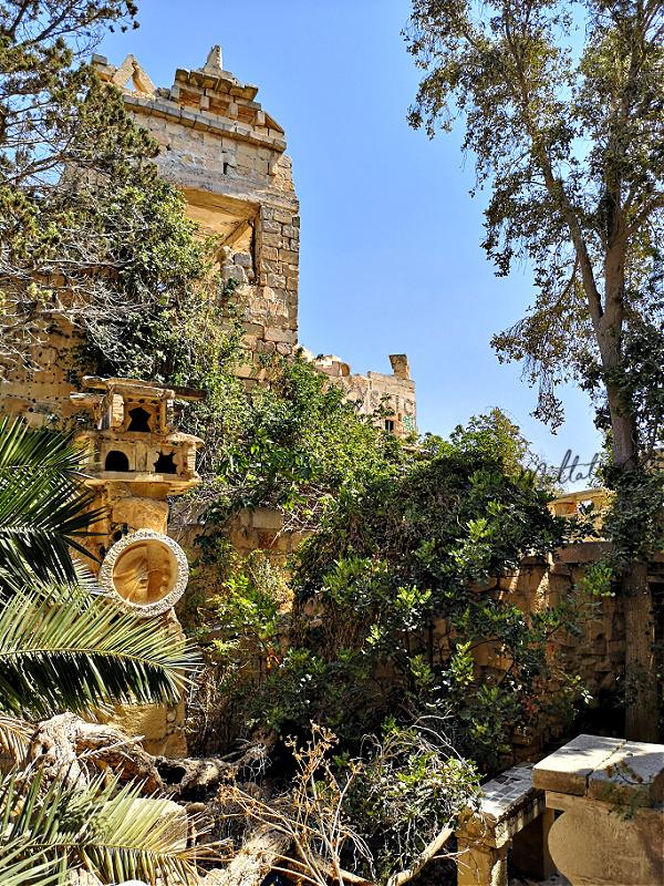 Villa Mystique Garden Madliena Malta