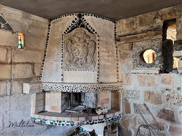 Mystique fireplace Madliena Malta