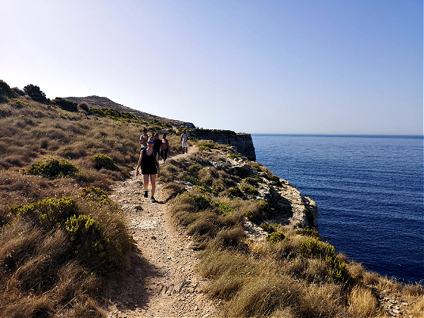 group trek malta migra il-ferha