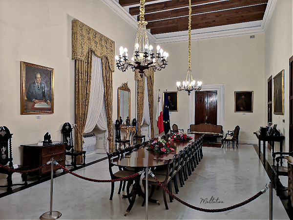Palazzo Parisio Valletta