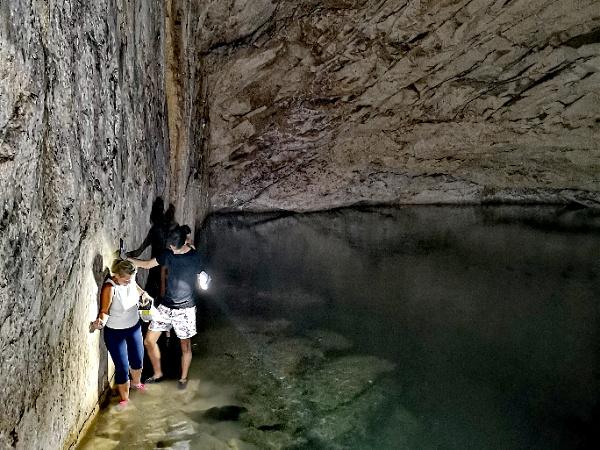 Harq Hammiem cave in St Julian's