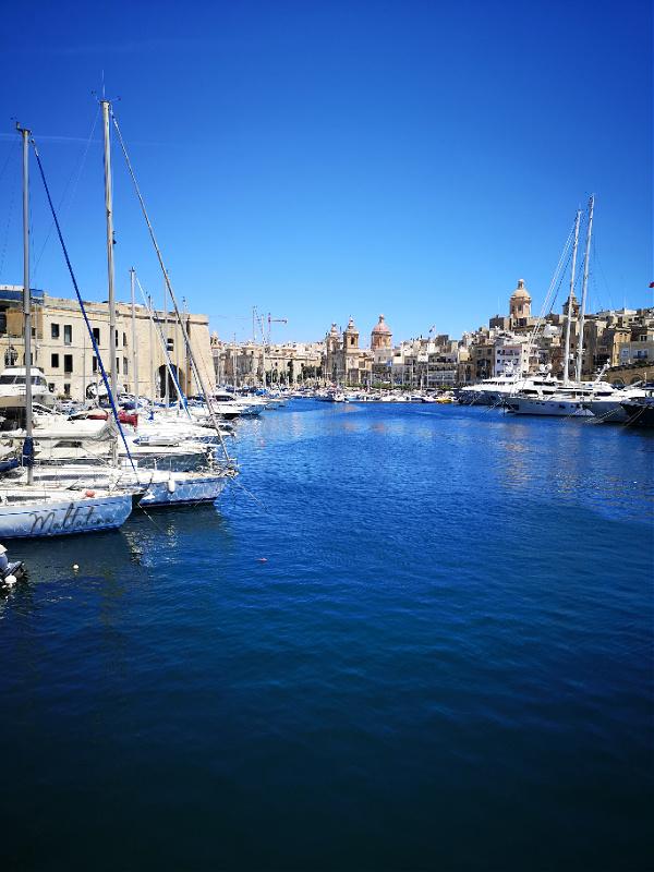 grand harbour birgu malta