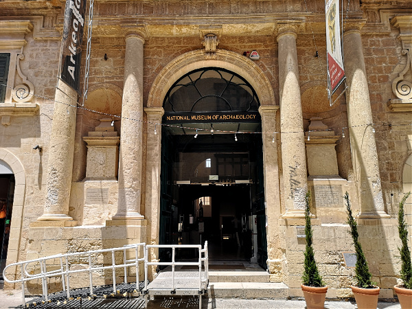 National museum of archeologie